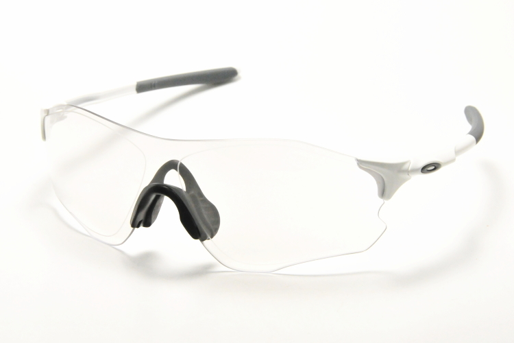 7d89338737 EVZero Path Photochromic (Asia Fit) OO9313-06 カラー Matte White レンズカラー Clear  Black Iridium Photochromic ¥24